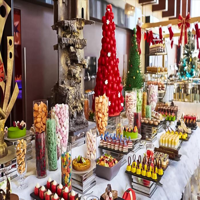 candy bar diakosmisi xrristougenniatikes ekdilosis party gia paidia catering glyka (34)