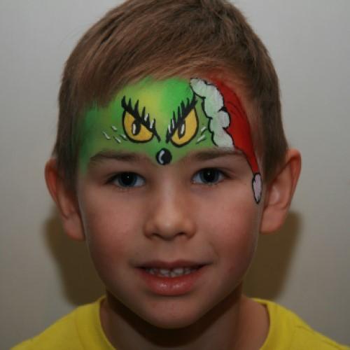 face painting apasxolisi gia paidiko party xristougenniatikes ekdilosis sxolika events (9)