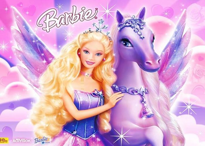 paidiko party me thema barbie