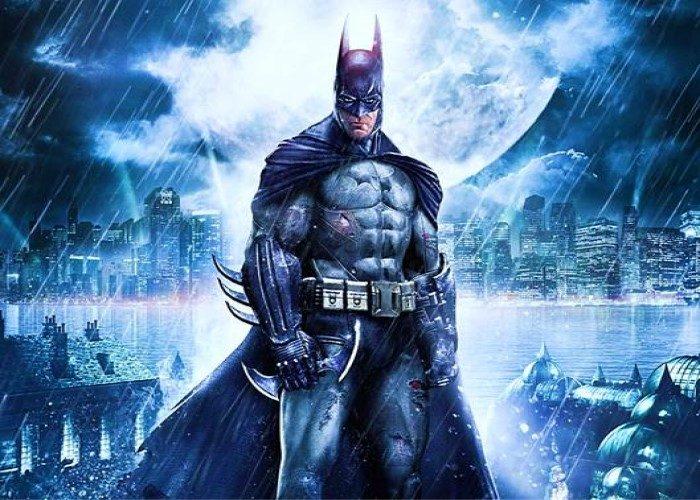 paidiko party me thema batman