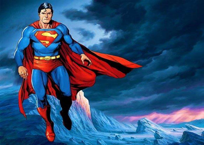 paidiko party me thema superman